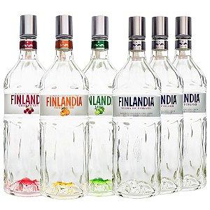 Compre 5 Leve 6 Vodkas Finlandia Sabores 1L