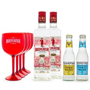 Beefeater Gin and Tonic Kit