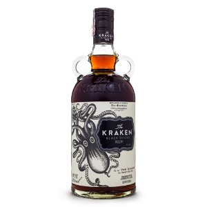 The Kraken Spiced Rum 750ml