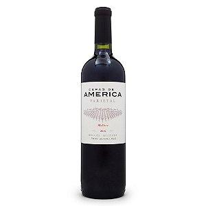 Vinho Cepas de America Varietal Malbec 750ml