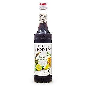 Xarope Monin Chá Preto com Limão 700ml