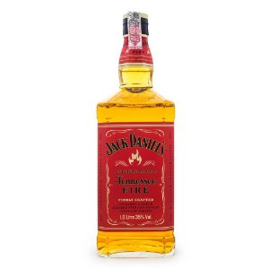 Jack Daniel's Fire - Licor de Whiskey e Canela 1L