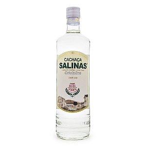 Cachaça Salinas Cristalina 700ml