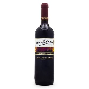 Vinho Don Luciano Tempranillo D.O. La Mancha 750ml