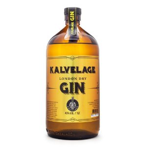 Gin Kalvelage London Dry 1L