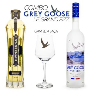 Combo Cocktail Grey Goose Le Grand Fizz