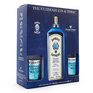 Gin Bombay Sapphire + Fever-Tree Kit