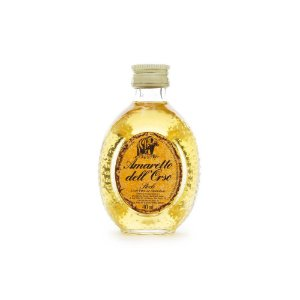 Miniatura Licor Amaretto Dell'Orso Originale 40ml