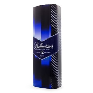 Whisky Ballantine's 12 Anos 750ml Ed. Especial Lata 2018