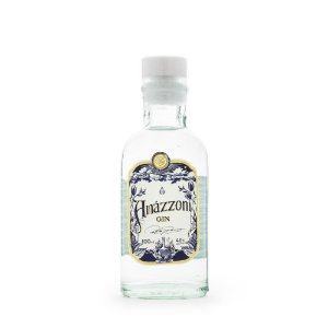 Miniatura Gin Amázzoni 100ml