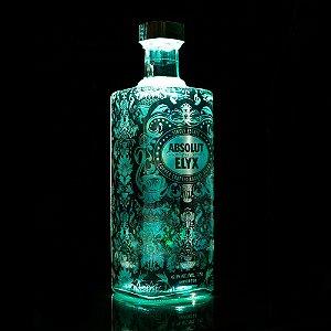 Vodka Absolut Elyx Night Bottle - Edição Limitada 1L