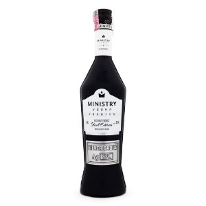 Vodka Ministry Premium Black Edition 700ml