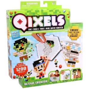 Pixels De Montar Qixels Design Creator Multikids Br495