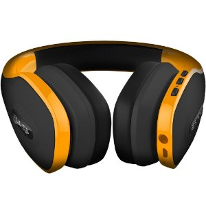 Headphone Pulse Bluetooth Amarelo - PH151