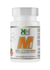 Melatonin 3mg KN Nutrition - 100 tabs