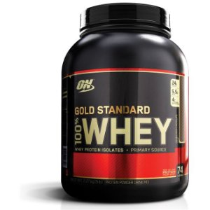 Whey Protein 100% Gold Standard 2,3kg - Optimum Nutrition