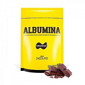 Albumina 83% 500g NaturOvos