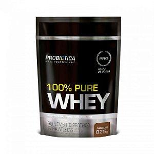 Whey 100% Pure Refil Probiotica 825g