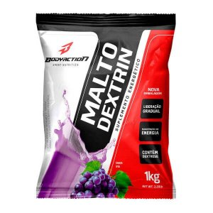 Maltodextrina Refil 1kg Body Action