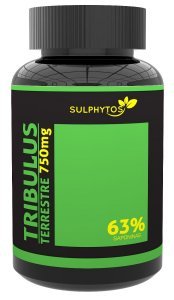 Tribulus 750mg Sulphytos 120 caps