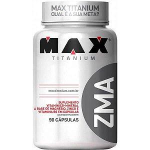ZMA Max Titanium 90 caps