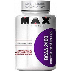 BCAA 2400 Max Titanium 60 caps