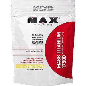 Hipercalórico Mass Titanium 17500 Max Titanium 1.4kg