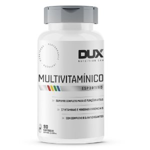 Multivitaminico DUX Nutrition 90 caps
