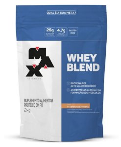 Whey Blend Max Titanium 2kg