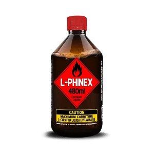 L-Carnitina Phinex Power Supplements 480ml