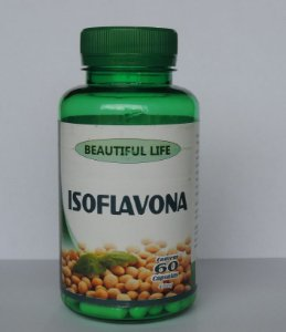 Isoflavona - 60 cápsulas