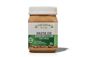 Pasta de Amendoim Natural - 390g