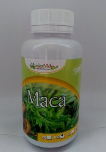 MACA - 100 Cápsulas