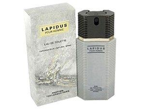 Perfume Lapidus Masculino 100ml Edt