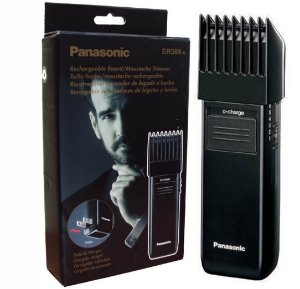Barbeador Aparador Barba Cabelo Panasonic ER-389K - Original