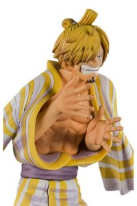 Sanji Wano Ver. - One Piece - FiguartsZERO - Bandai