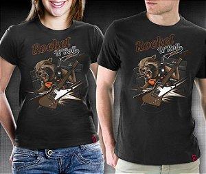 Camiseta Rocket And Roll - RedBug