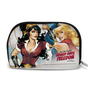 Necessaire DC Comics Women Unite for Freedom - BandUP!