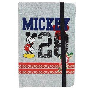 Caderno de Notas Disney Mickey Mouse Rendas - Zona Criativa
