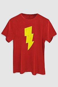 Camiseta DC Shazam Raio - BandUP!