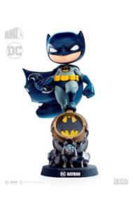 Batman - DC Comics Deluxe - Mini Heroes - MiniCo - Iron Studios