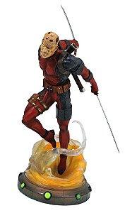Deadpool Unmasked - Marvel Gallery Statue - Diamond