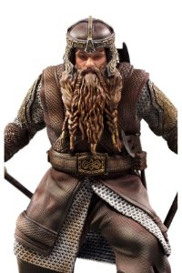 Gimli - Lord of the Rings - 1/10 Deluxe Art Scale - Iron Studios