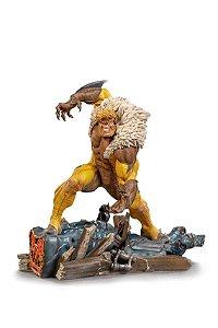 Sabretooth - X-Men Marvel Comics - 1/10 BDS Art Scale - Iron Studios