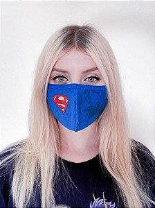 Máscara Superman Clássico - Piticas