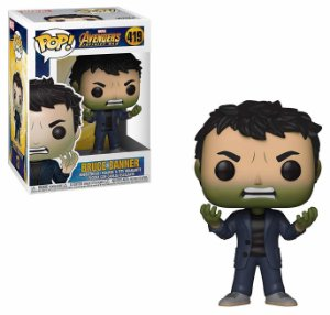 Bruce Banner - Avengers: Infinity War #419 - Funko