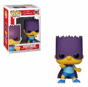 Bartman - The Simpsons #503 - Funko