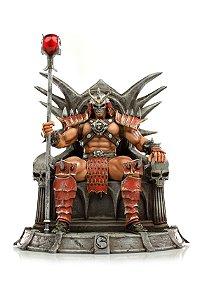 [EM BREVE] Shao Kahn Deluxe - Mortal Kombat - 1/10 Art Scale - Iron Studios
