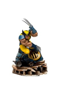 Wolverine - X-Men Marvel Comics - 1/10 BDS Art Scale - Iron Studios