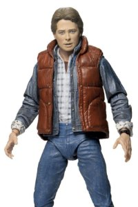 """Ultimate Marty Mcfly 7"""" - Back to the Future - Neca"""
